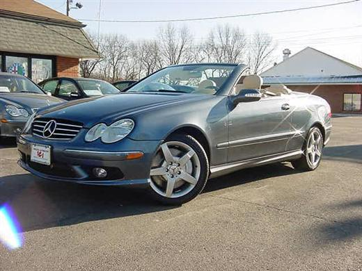 Used 2005 Mercedes-Benz CLK Class in Wallingford, Connecticut