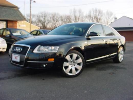 Used 2005 Audi A6-V6 in Wallingford, Connecticut