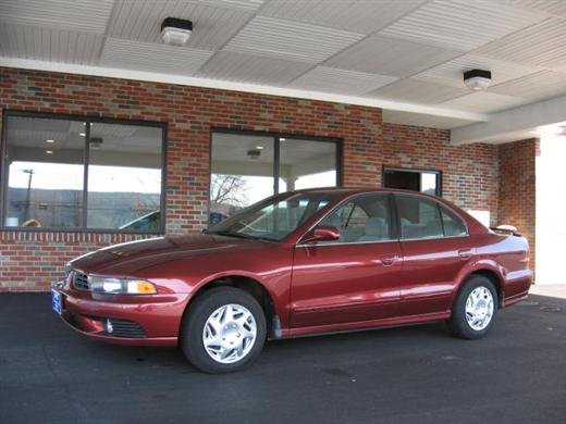 Used 2003 Mitsubishi Galant in Naugatuck, Connecticut