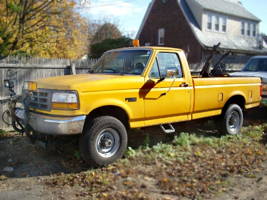 Used Ford F250 HD Pickup With 7.5