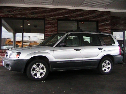 Used 2003 Subaru Forester in Naugatuck, Connecticut