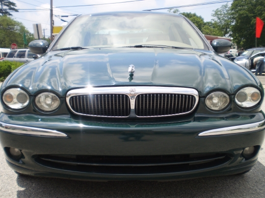 Used Jaguar X-TYPE 4 Door Sedan 2002