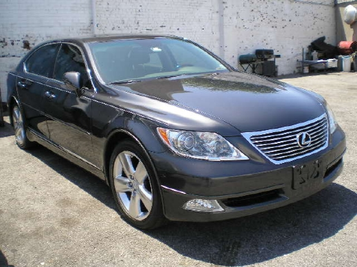 Used Lexus LS-V8 Sedan 4D LS460L 2008