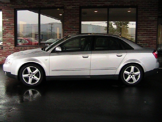 2002 Audi A4-4 Cyl. Turbo Sedan 4D 1.8T Quattro, available for sale in Naugatuck, Connecticut | J&M Automotive Sls&Svc LLC. Naugatuck Connecticut