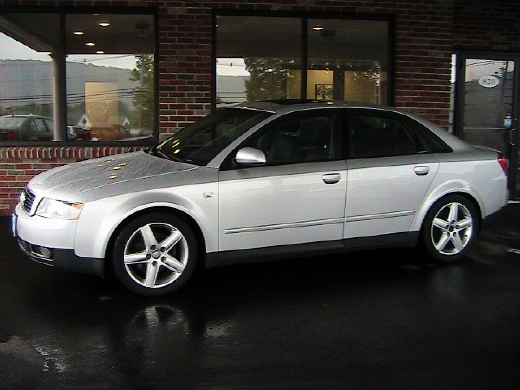 2002 Audi A4-4 Cyl. Turbo Sedan 4D 1.8T Quattro, available for sale in Naugatuck, CT