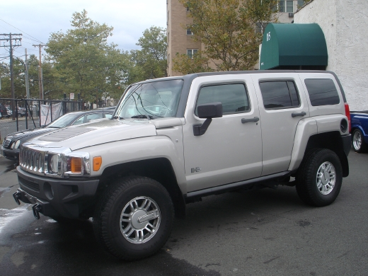 Used HUMMER H3 4WD 4dr SUV 2007