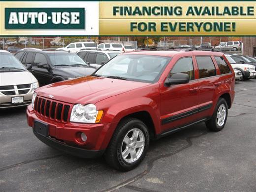 Used Jeep Grand Cherokee Laredo 2006