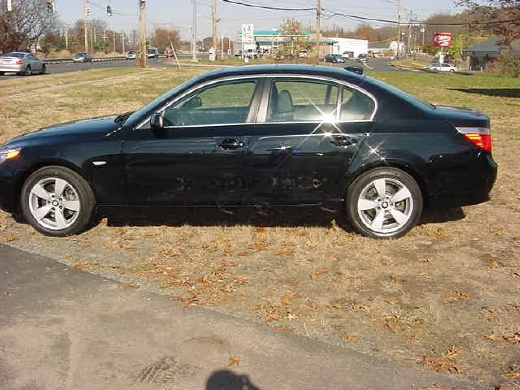 Used 2007 BMW 5-Series in Wallingford, Connecticut