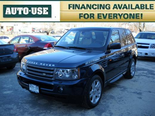 Used Land Rover Range Rover Sport HSE 2006