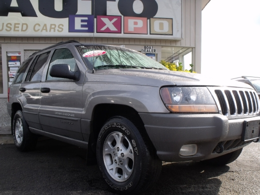 Used Jeep Grand Cherokee 4dr Laredo 4WD 1999