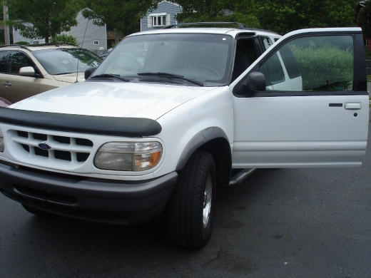 """Used Ford Explorer 2dr 102"""" WB Sport 4WD 1998"""