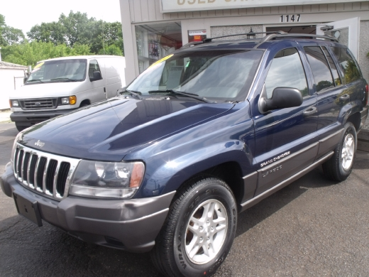 Used Jeep Grand Cherokee 4dr Laredo 4WD 2002