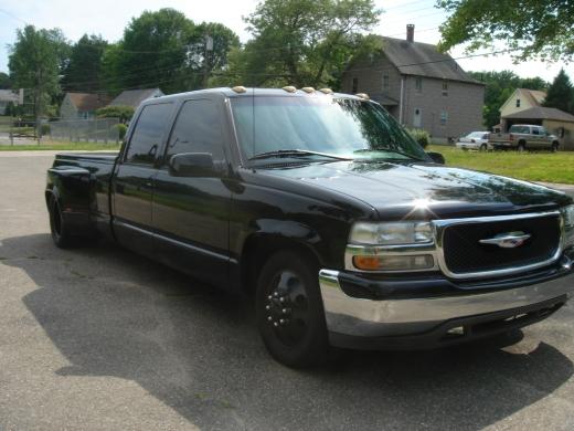 "Used Chevrolet C/K 3500 Crew Cab 4dr 168.5"" WB 1996"