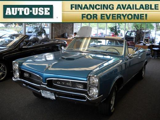 Used Pontiac Gto  1967