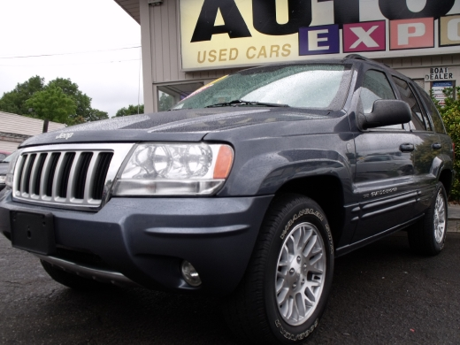 Used Jeep Grand Cherokee 4dr Limited 4WD 2004