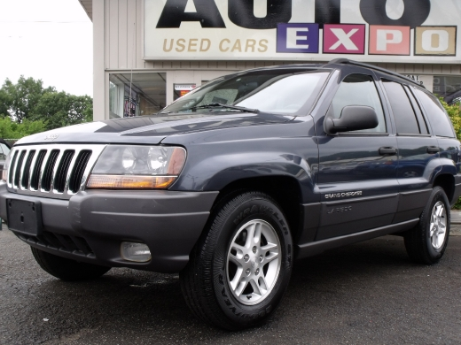 Used Jeep Grand Cherokee 4dr Sport 4WD 2002