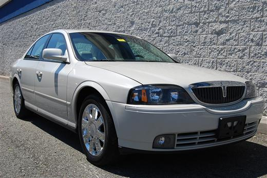 Used Lincoln LS 4dr Sdn V8 Auto w/Ultimate Pkg 2004