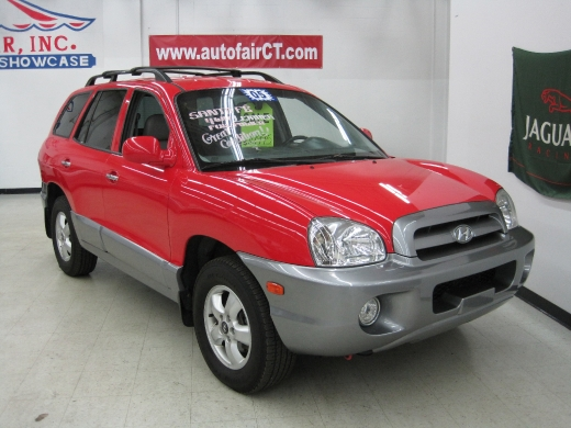 Used 2005 Hyundai Santa Fe in West Haven, Connecticut