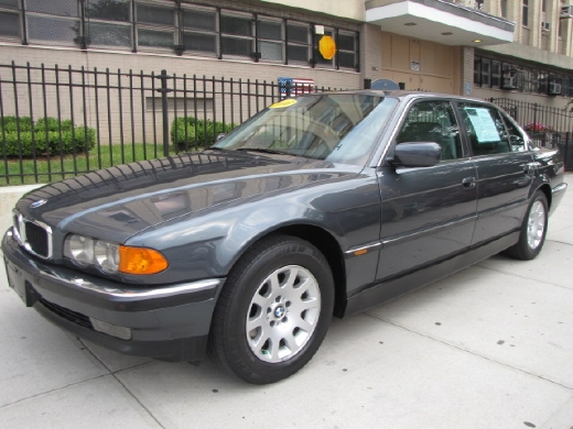 2000 BMW 7 Series 740iL 4dr Sdn, available for sale in Jamaica, NY