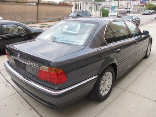 2000 BMW 7 Series 740iL 4dr Sdn, available for sale in Jamaica, New York | Sunrise Autoland. Jamaica New York