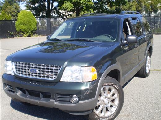 2003 Ford Explorer XLT, available for sale in Hicksville, NY
