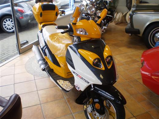 2008 PREGO 150 CC LIMITED, available for sale in Hicksville, New York | Ultimate Auto Sales. Hicksville New York