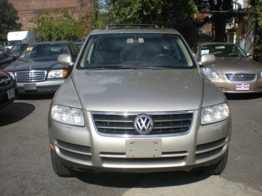 Used Volkswagen Touareg v6 4dr V6 2004