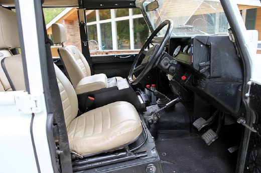 Used 1984 Land Rover Defender 110 in Wallingford, Connecticut