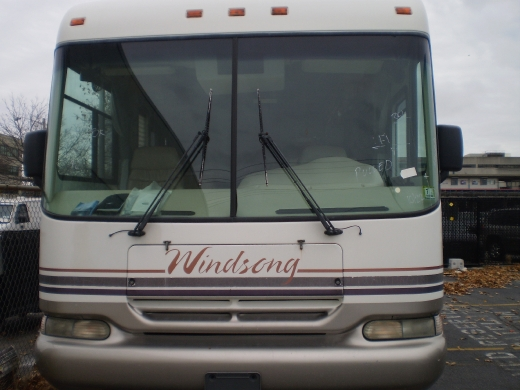 Used Ford MOTOR HOME 34 Ft WIND SONG 1998