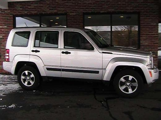 Used 2008 Jeep Liberty 4wd in Naugatuck, Connecticut