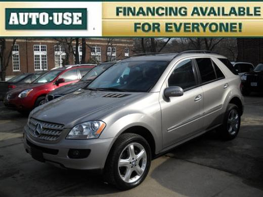 Used Mercedes-benz M-class  2008