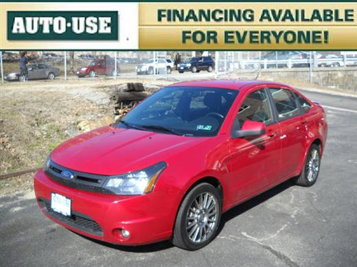 Used Ford Focus SES 2010