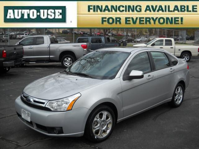 Used Ford Focus SES 2009