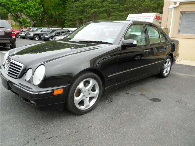 Used Mercedes-Benz E-Class 4dr Sdn 3.2L Special Edition 2002