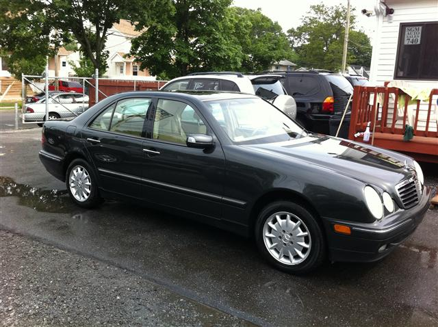 2002 Mercedes-Benz E-Class 4dr Sdn 3.2L AWD, available for sale in West Babylon, NY