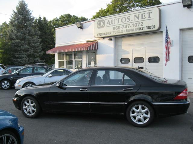 Used Mercedes-Benz S-Class 4dr Sdn 5.0L AWD 2003