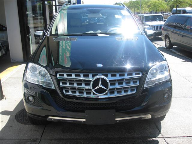 Used Mercedes-Benz M-Class 4MATIC 4dr 3.5L 2009