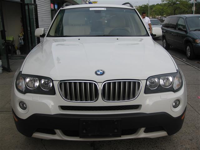 Used BMW X3 AWD 4dr 3.0si 2008