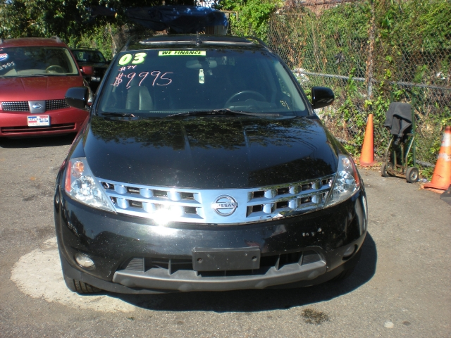 2003 Nissan Murano 4dr SL AWD V6 CVT Auto w/Optio, available for sale in Brooklyn, New York | Atlantic Used Car Sales. Brooklyn New York