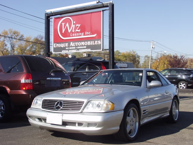 Used Mercedes-Benz SL-Class 2dr Roadster 5.0L 2000