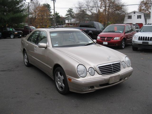 2002 Mercedes-Benz E-Class 4dr Sdn 4.3L AWD, available for sale in Plainville, Connecticut | CK Autos. Plainville, Connecticut