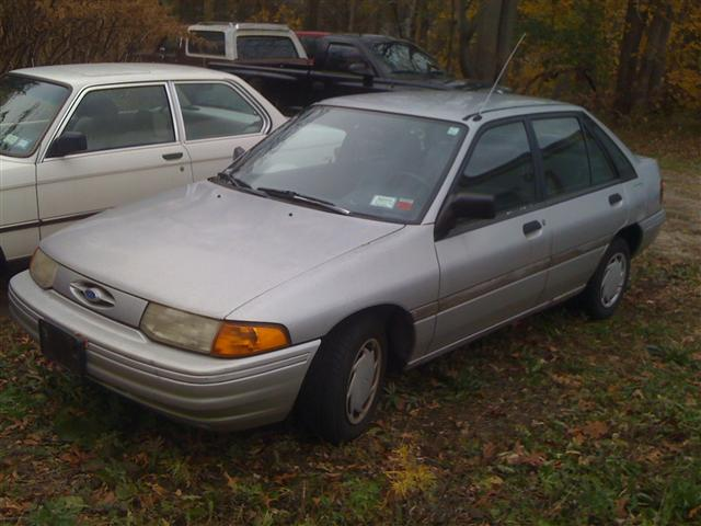 Used 1993 Ford Escort for sale - Pricing & Features Edmunds