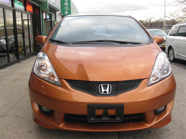 Used Honda Fit 5dr HB Auto Sport 2010