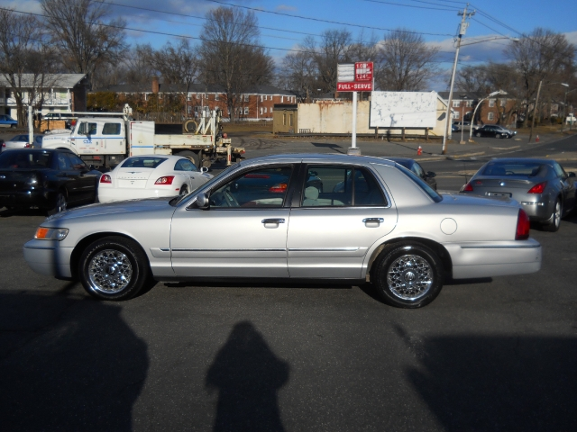 2001 Mercury Grand Marquis 4dr Sdn GS, available for sale in W Springfield, MA
