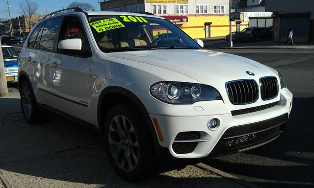Used BMW X5 AWD 4dr 35i Premium 2011