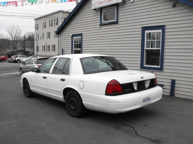 2003 Ford Police Interceptor 4dr Sdn Street Appear Police P, available for sale in Ansonia, CT
