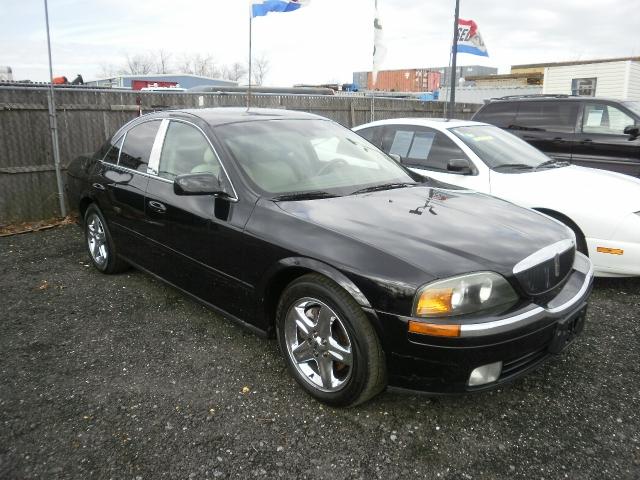Used Lincoln LS 4dr Sdn V8 Auto w/Premium Pkg 2002