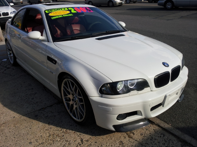 Used BMW 3 Series M3 2dr Cpe 2006