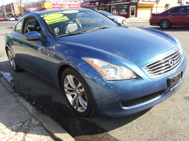 Used Infiniti G37 2dr Journey 2008