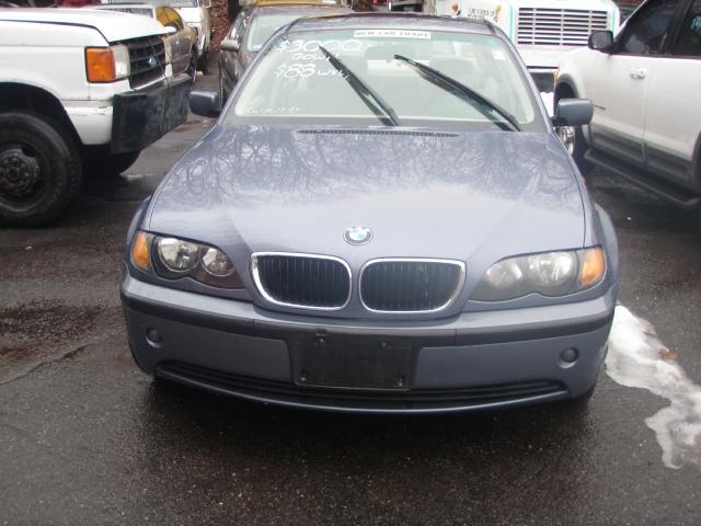 Used BMW 3 Series 325xi 4dr Sdn AWD 2002